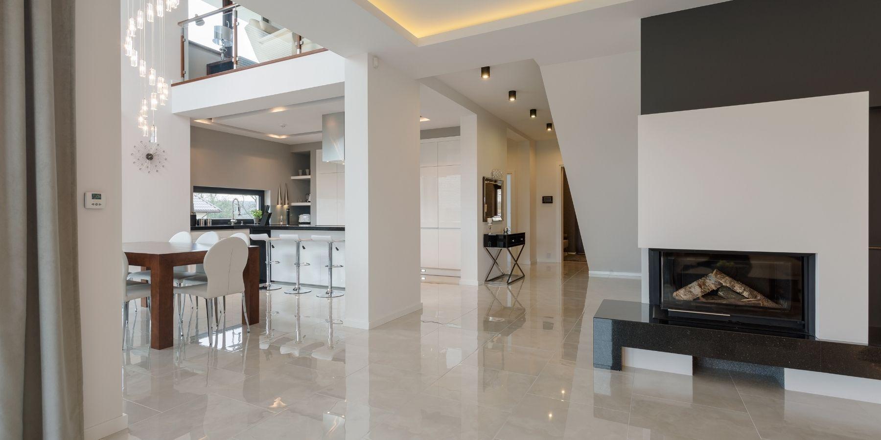 Granite in Interior Design