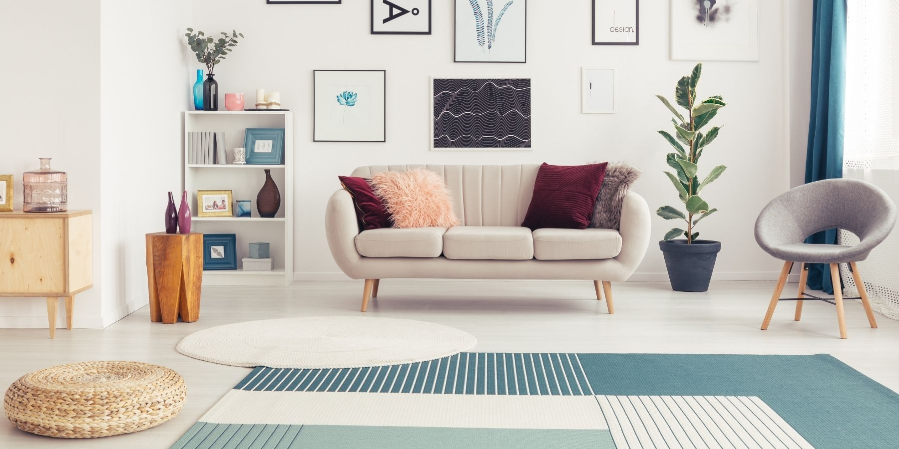 Furnishing with RUGS!